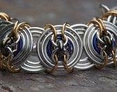 Concentric Force Chainmaille Bracelet