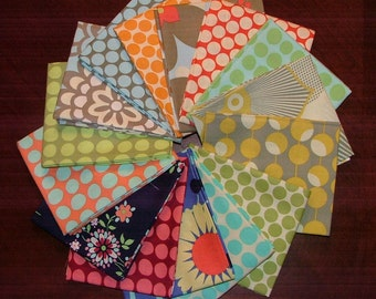 LAST ONE Fat Quarter Bundle of 15 by Amy Butler for Westminster Fibers