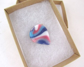 Pastel Glass Guitar Pick