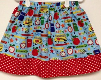Clearance School Days      Size  2 - 7