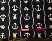 Nautical Print - Anchors Away