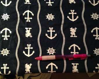 Nautical Print - Anchors Away