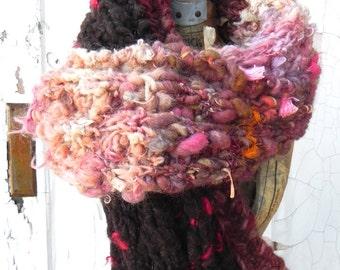 fire faerie scarf