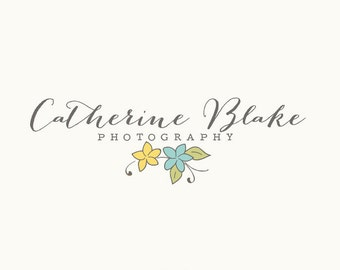Custom Premade Logo Design - OOAK - Catherine Blake