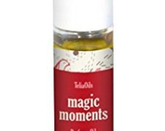 "Magic Moments "" Premium Perfume Oil for Women, 1/3 Oz (10 Ml) By Teliaoils"