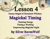 Lesson Four Granny Magick Braucherei Witchery The Art of Whisper Magick Digital Download