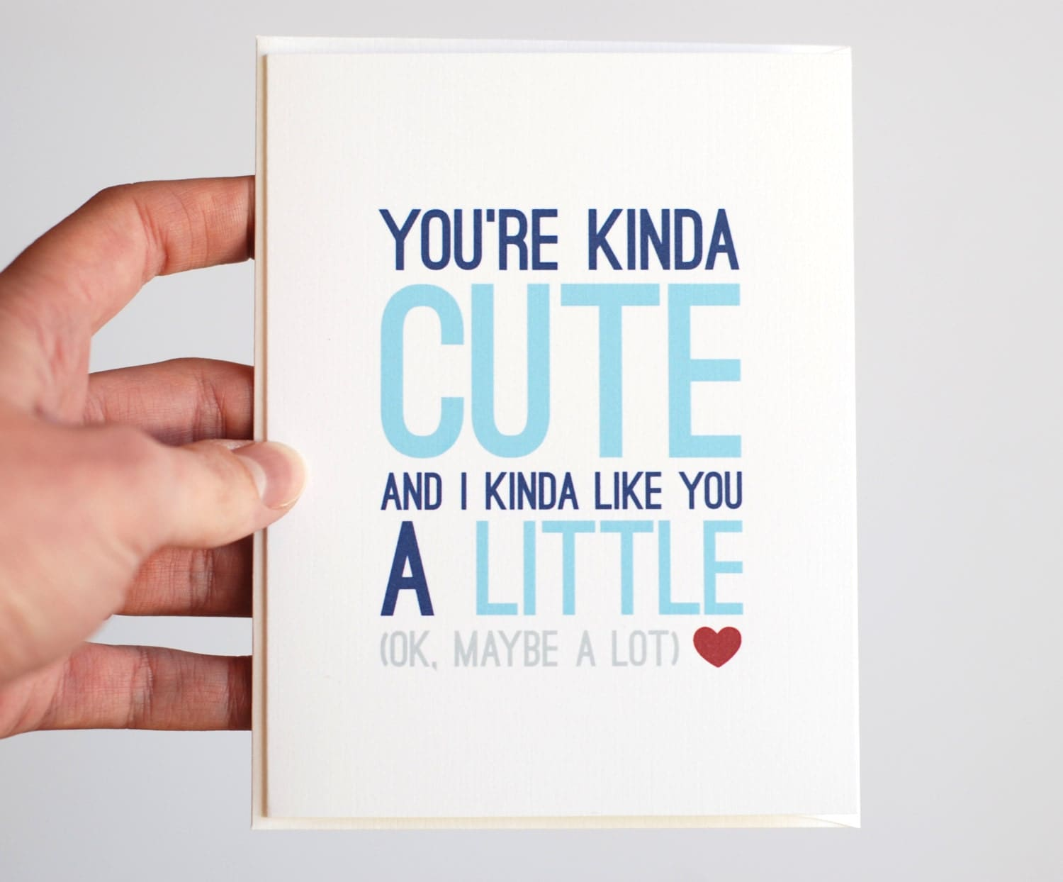 Cute Funny I Love You Cards