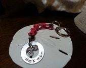 BMX MOM Personalized Bike Chain Keychain - KETEXT04