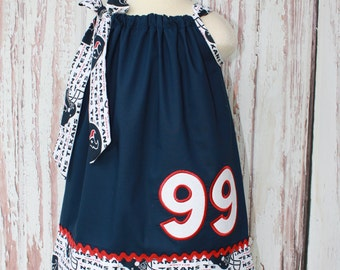 Houston Texans Dress ~~~~~Pick your player number~~~~~