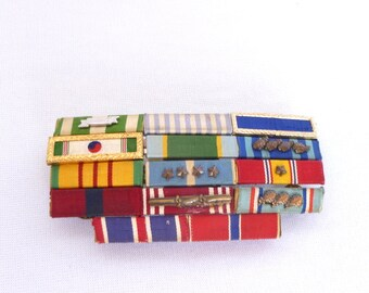 MILITARY RIBBONS from KOREA