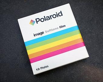 Polaroid Film for Polaroid Spectra Cameras - Polaroid SoftTone Film - Polaroid 1200 - Impossible Project Film Soft Tone Expired Tested Works