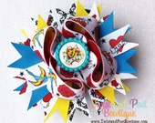 Tattoo Mom Boutique Hair Bow