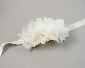 Silk Sash, Bridal Belt, Wedding Belt, Flower Bridal Sash, Floral Wedding Sash, Floral Bridal Belt, Floral Belt, Flower Bridal Belt Silk