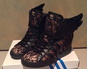 Custom color wings Embroidered Percy Jackson Hermes Inspired Shoe Wings