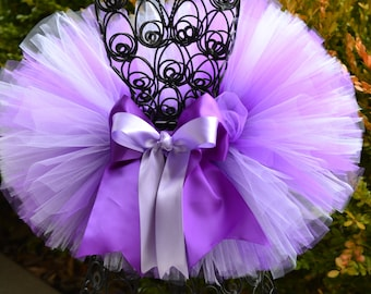 Purple& Lavender Tutu Great for Birthdays, Photography Prop, and Dance