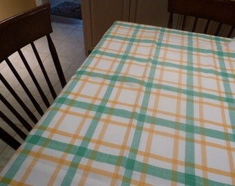 Country Kitchen tablecloth / Rectangular tablecloth / French Country Provincial