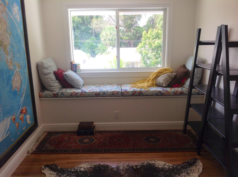 Bench Cushion Window Cushion