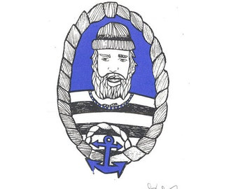The Burly Men: Sailor