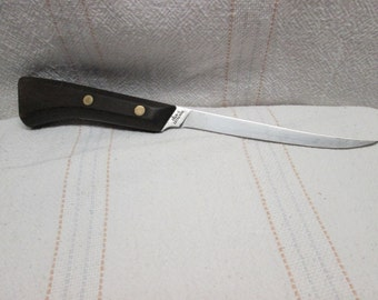 Western Fish Filet Knife, Kitchen meat knife, kitchen utensils