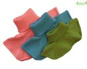 Neck warmer - 1 - 10 years  100% MERINO wool baby children collar scarf scarflete knit hand made neckwarmer chemisette
