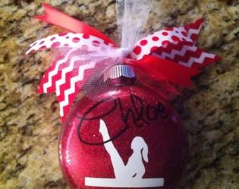 Personalized Gymnastics/Ballet/Dance/Cheerleader/Team Mom Gift/Coach Gift