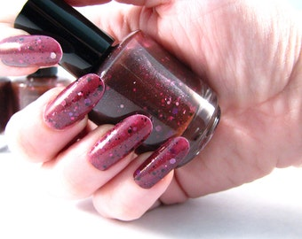 Love Struck Starbuck nail polish by Comet Vomit