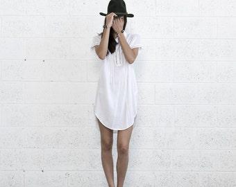 Short Kaftan Dress