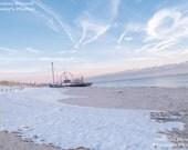 Jersey Shore- Beach Photograph- Funtown Pier- Seaside Park