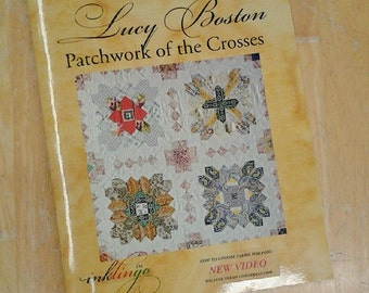 Lucy Boston Patchwork of the Crosses by Linda Franz of Inklingo