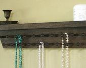 Sale Jewelry Holder Necklace Organizer Wall Hanging Display Storage Shelf Jewelry Organizer