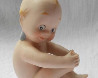 VINTAGE Kewpie Figurine Made In Japan