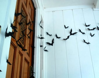 Bats in the Bell Tower- Set of 50