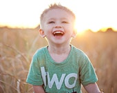 Tractor shirt perfect for farm truck or tractor party boys birthday shirt custom  organic blend