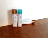 Girl's SPA Theme Lip Balm or gloss wraps: Digital printable file
