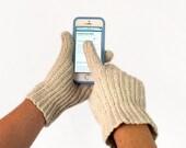 Crochet Pattern -- Women's Textable Gloves -- Crochet Pattern