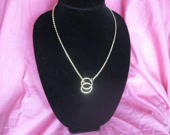 "22"" Gold Necklace, Snake Chain Necklace"