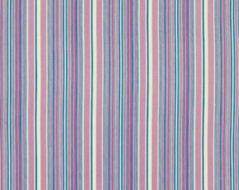 29005 Free Spirit Denyse Schmidt Shelburne Falls fine stripe  in lilac colorPWDS041 -  1 yard
