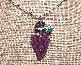Grape Necklace and Earring Sets