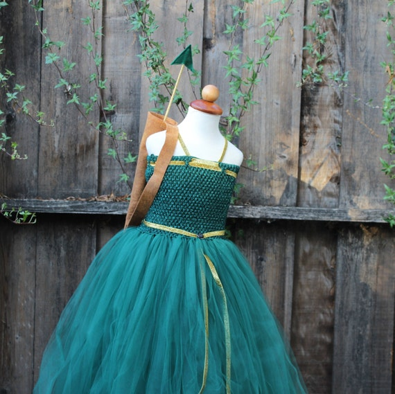 Princess Merida of Brave Costume