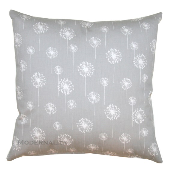 Decorative Pillows Small : Decorative Pillow Storm Grey Small by ModernalityHomeDecor on Etsy