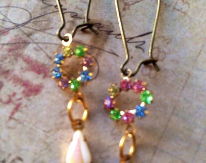 Jewelry Earrings Swarovski Women's and/or Girls