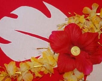 Add on Lilo's Hair flower by littleellaroo