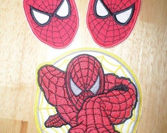 Spider  Iron on patch
