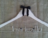 Mint Green Wedding, dress hanger, personalized hanger, bridal dress hanger, vintage, shabby chic, rustic, country