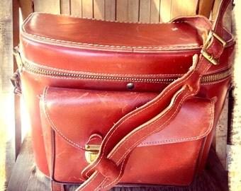 PHOTO   ///   Leather Camera Case