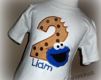 Cookie Birthday Shirt - Cookie Shirt