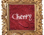 Cherry 5g Pigmented Mineral Eye Shadow Jar with Sifter