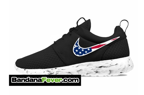 sneakers for cheap 677ff f4be9 low price best nike american flag roshe run mens by bandanafeverdesigns on  etsy 79ed9 a5307