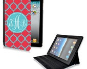 Personalized iPad Case - Monogram iPad 2, 3 and iPad 4 - Personalized iPad 2, 3 and iPad 4 Case