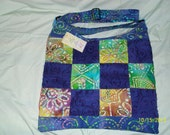 Quilted Hippie Bag Sq 2